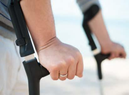 A Guide To Choosing The Best Form Of Support When Recovering From An Injury